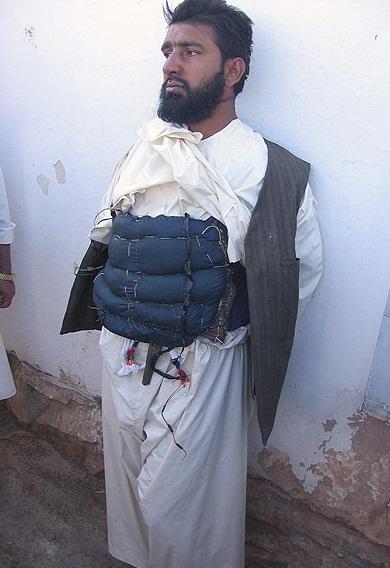 Афганский мусульманин пытался устроить взрыв в толпе женщин и детей на рынке в центре Кабула. Но...