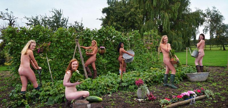 Молодые фермерши собирают на благотворительность