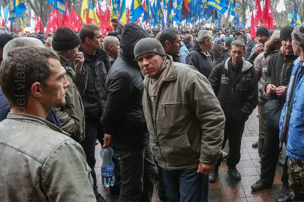 Вот такие в Украине геи – суровые и беспощадные