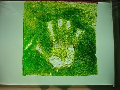 Сенсорный пакет для рисования своими руками