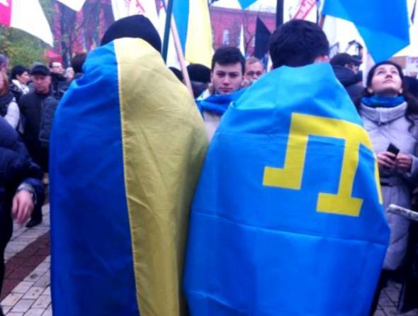 Сирийские ветераны едут в Киев поддержать евромайданv
