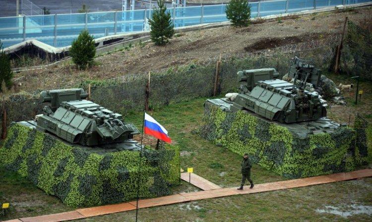 Противовоздушная оборона на Олимпиаде в Сочи