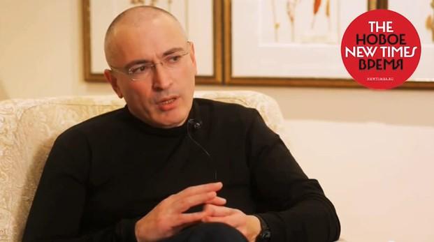 Интервью с Ходорковским, 21.12.2013, Берлин (полная версия)