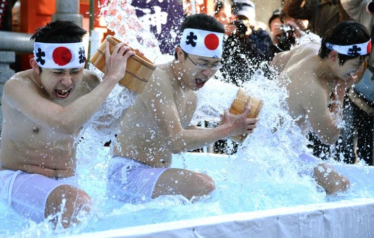 Японский метод очищения души и тела