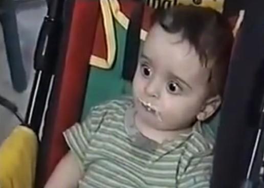 Ужас ребёнка