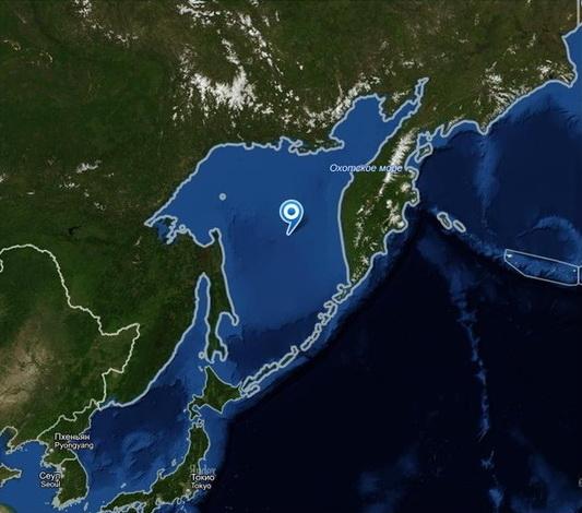ООН передала России участок площадью 52 тыс. кв. км - Охотское море стало целиком российским