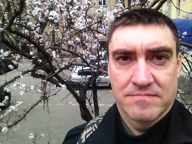 Прогулка сурового блоггера на майдан в Киеве
