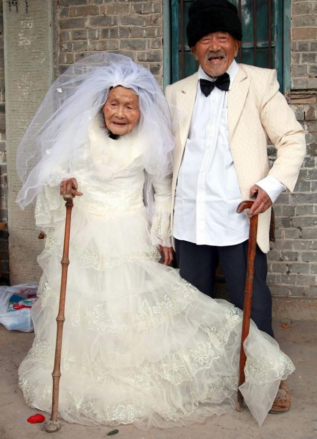 Они женаты 88 лет
