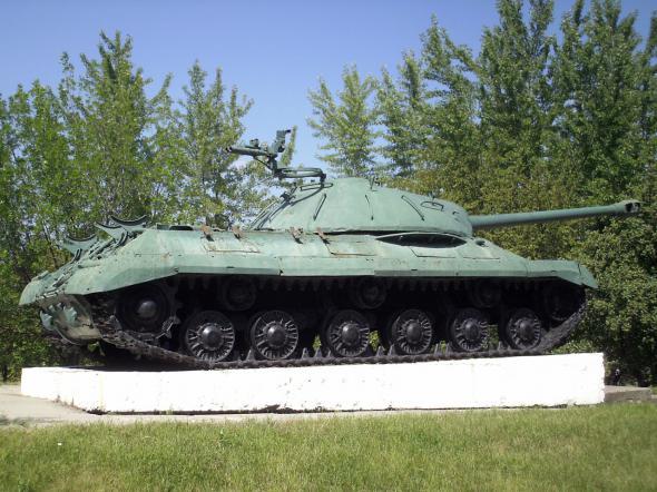 памятник-танк ИС-3М
