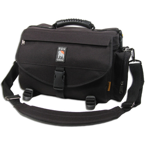 Ape Case ACPRO1200 Digital SLR Camera Case (Black)