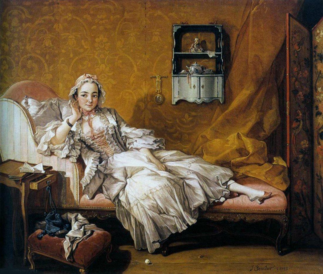 любовница Людовика XV