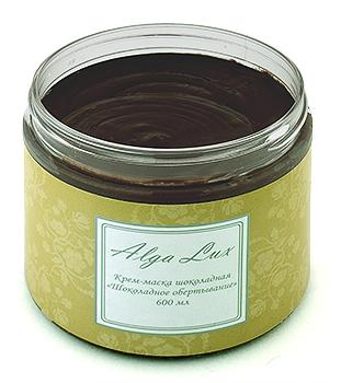 Крем-маска шоколадная Шоколадное обертывание
