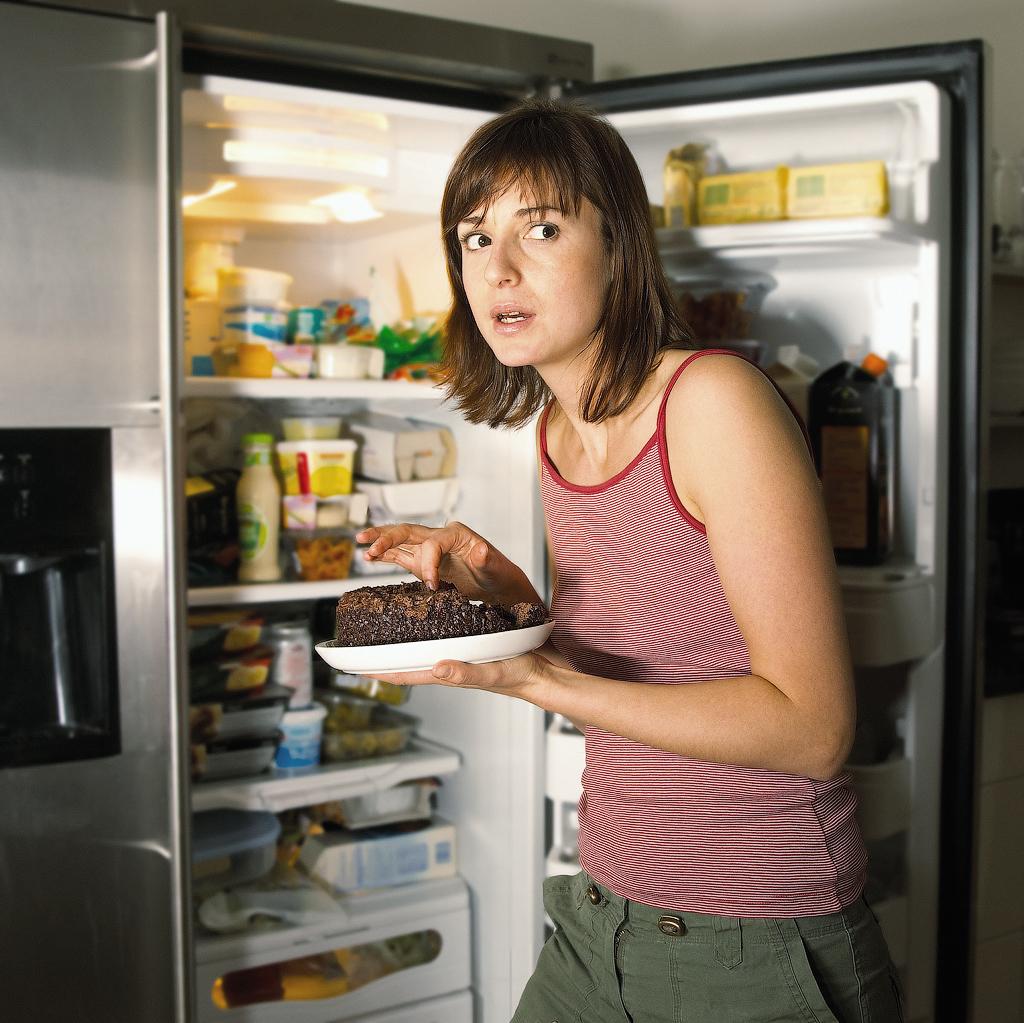 еда холодильник Плохо для здоровья