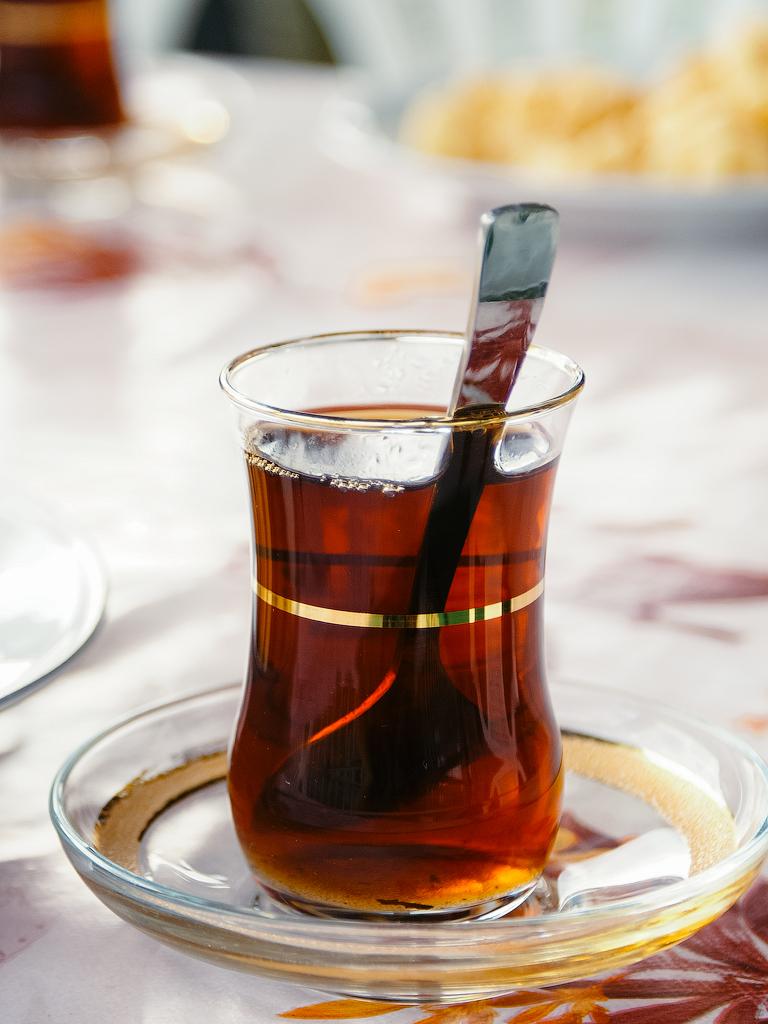 живой и мёртвый чай