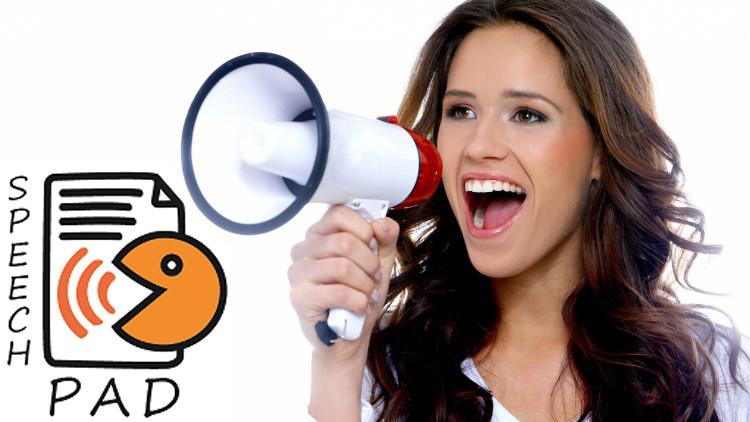 Голосовой набор текста: и пусть твои пальчики отдохнут speechpad.ru