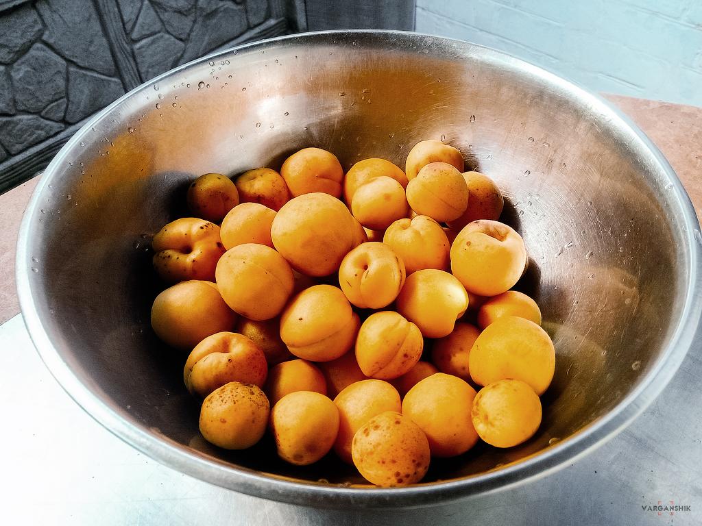 золотистый абрикос