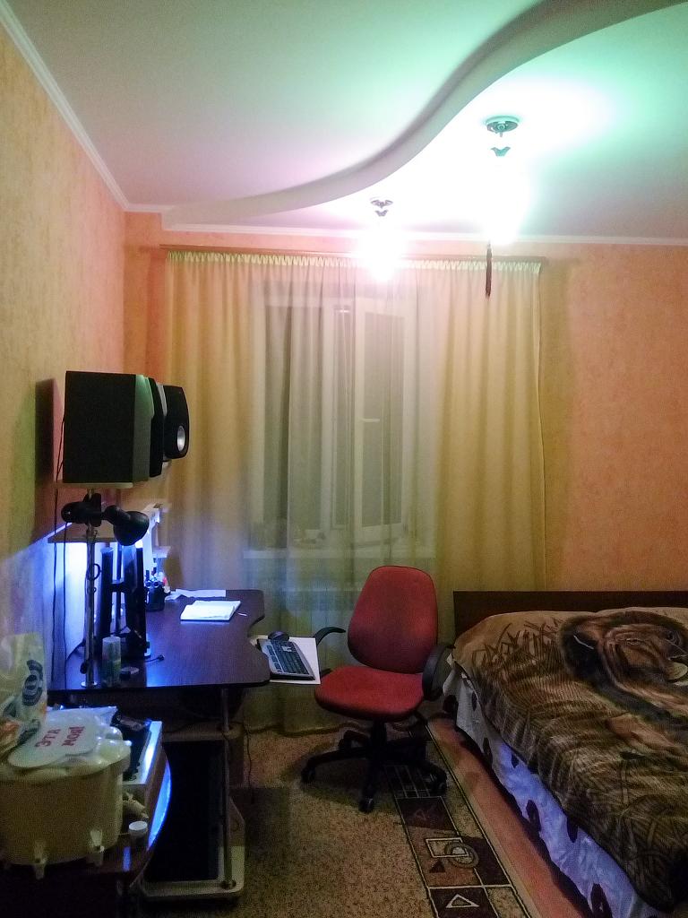 комната блогера