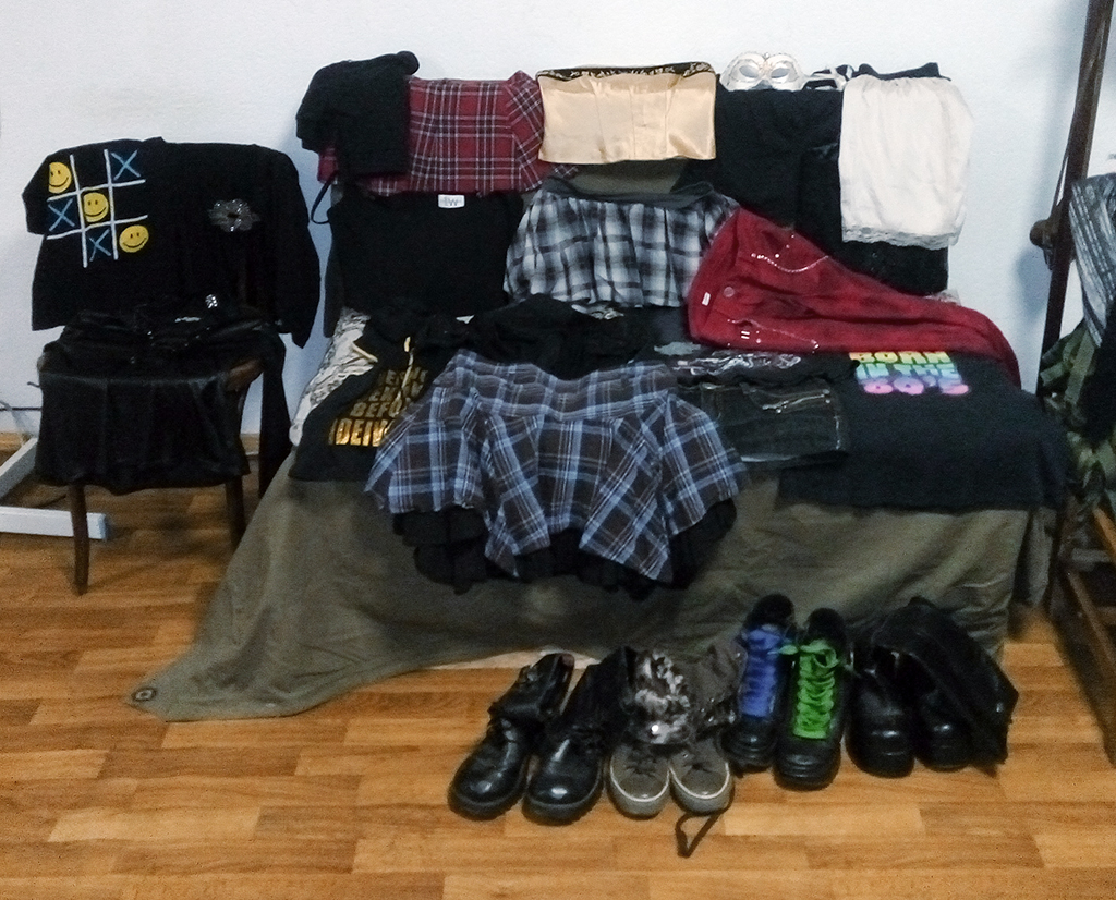 Беспрецендентная акция Фотостудия ШКАФ раздаёт вещи Варганчик Varganshik