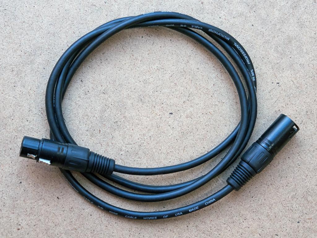 XLR кабель купить