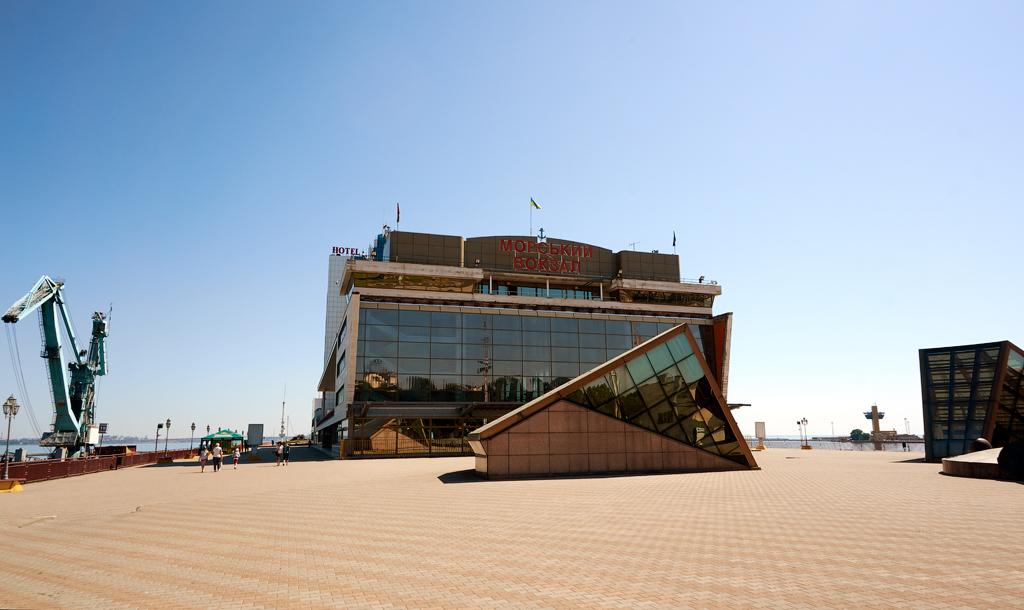Одесса Морской Вокзал