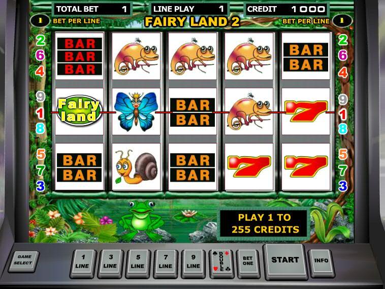 Fairy Land 2 слот