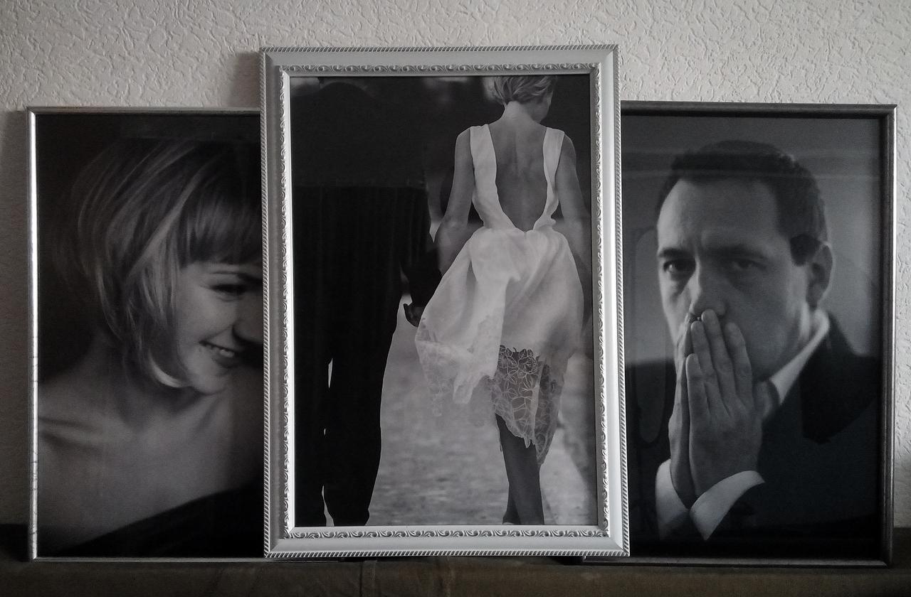 Печать фото, фото в рамке, багет