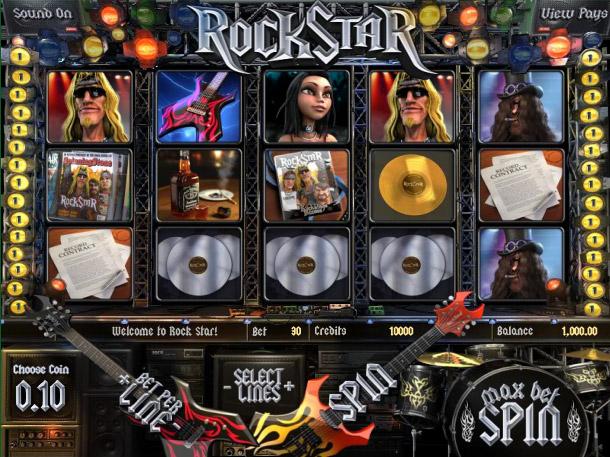 RockStar слот
