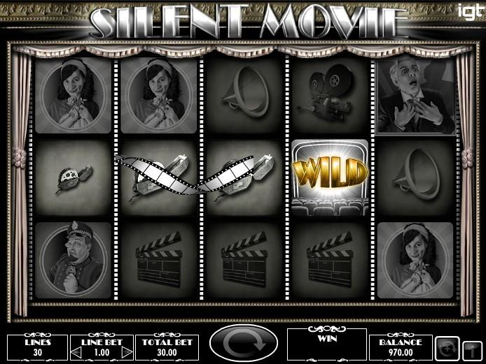 Silent Movie слот