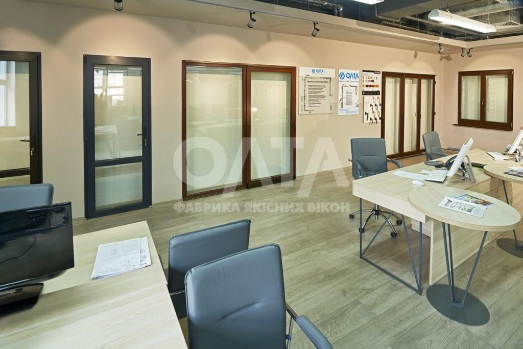 Компания ОЛТА – украинский лидер по производству оконных и дверных конструкций