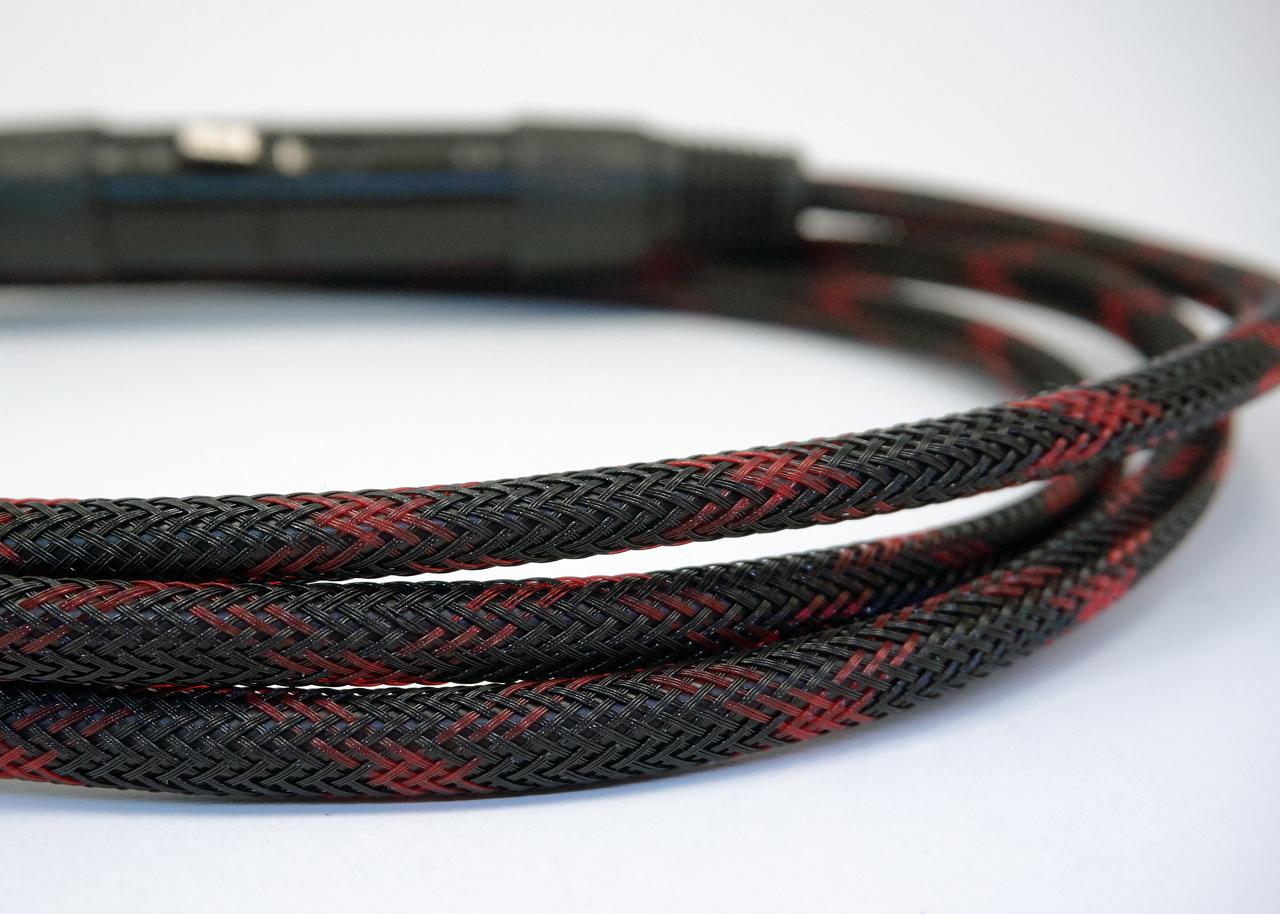 XLR кабель Cobra Symmetrical балансный экранированный микрофонный