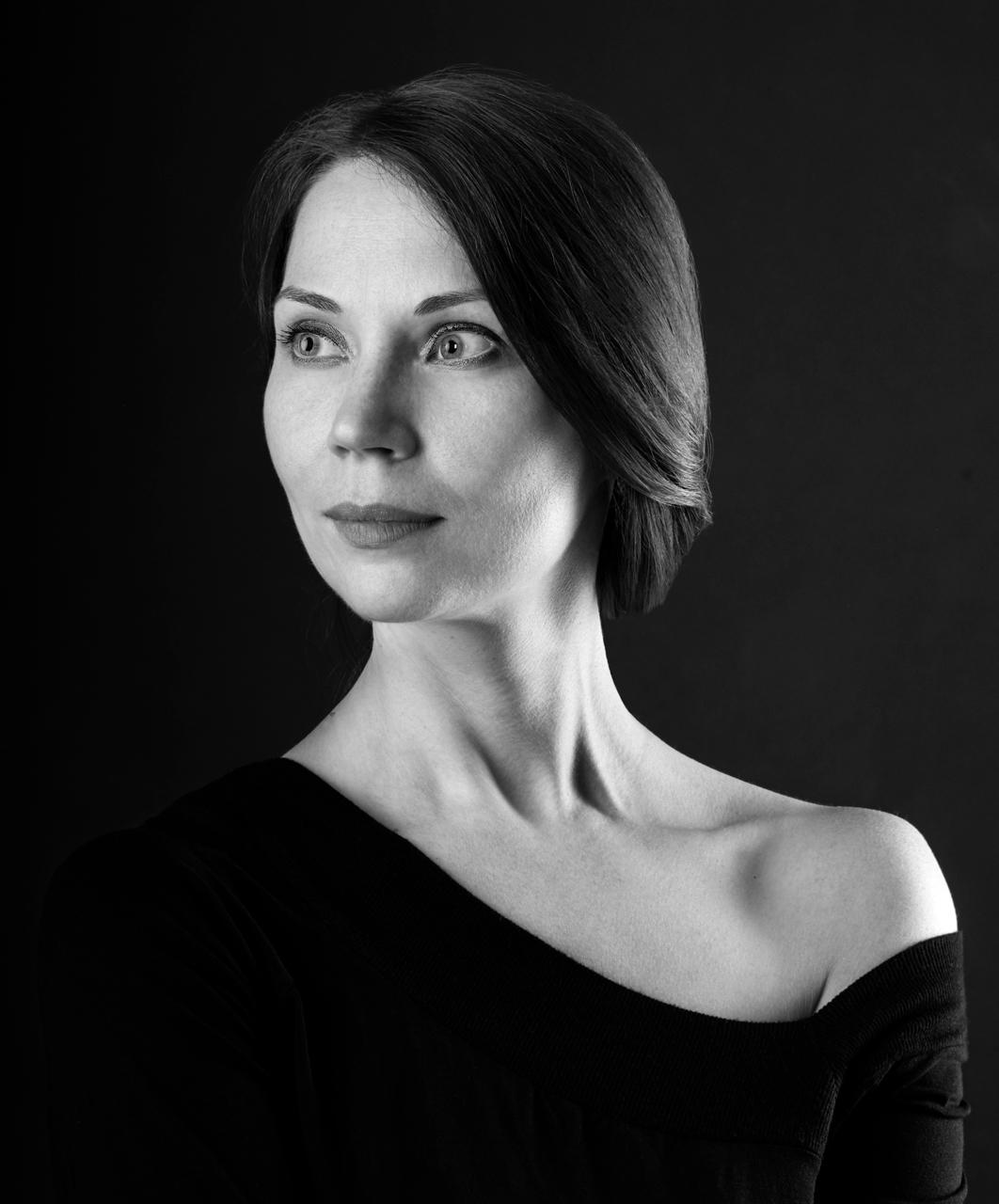 Портрет девушка фотограф Евгения Яценко Varganshik Варганчик