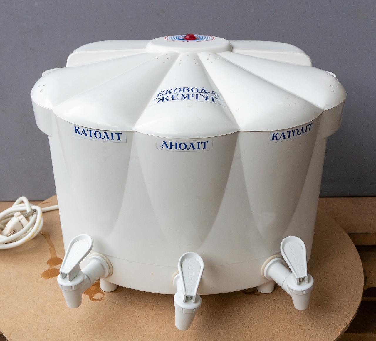прибор электроактивации воды Эковод-6