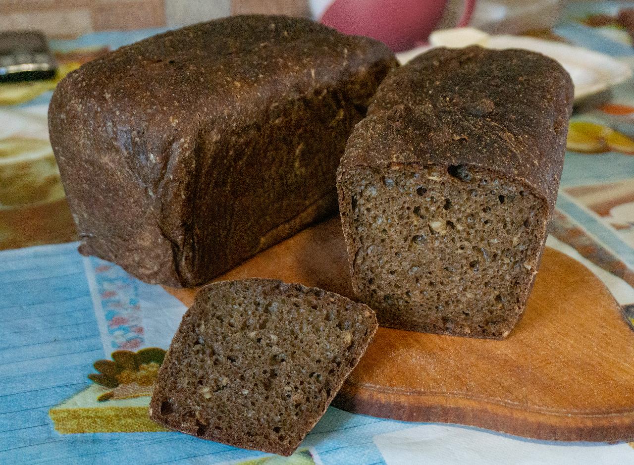 хлебчик на закваске