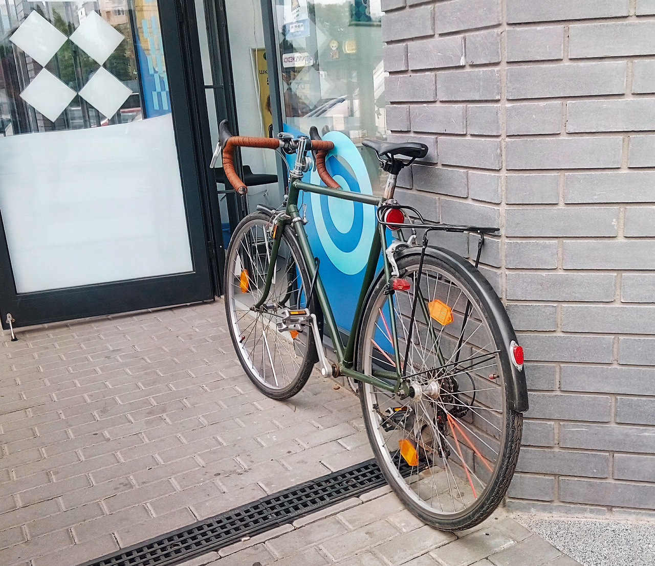 хвз турист велосипед варганчика
