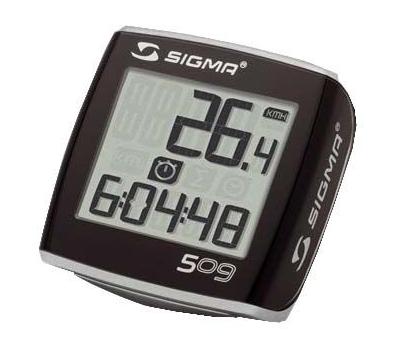 Велокомпьютер Sigma 509