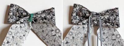 Закладки из скрепок с баньтиком