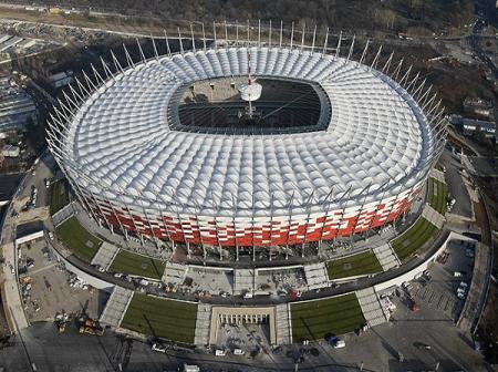 Последний стадион-офис для проведения ЕВРО-2012 открыт в Варшаве