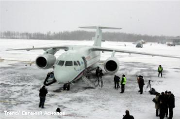 Аварийная посадка самолета Ан-148 в Пулково. Видео