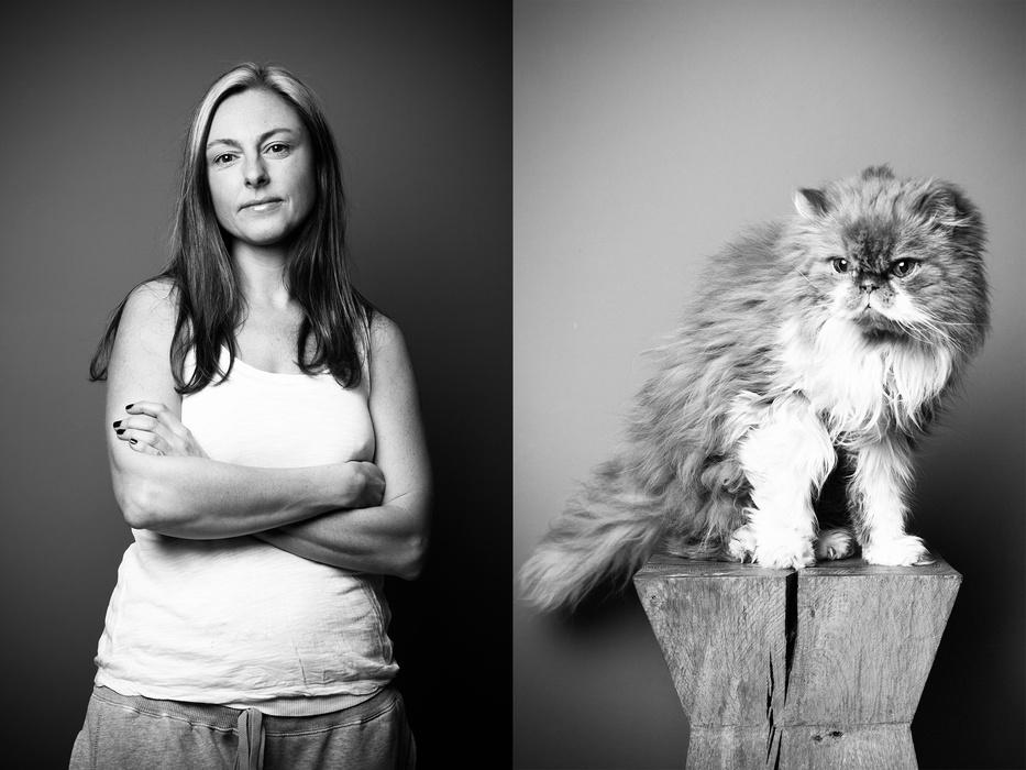 Домашние животные и их хозяева похожи друг на друга