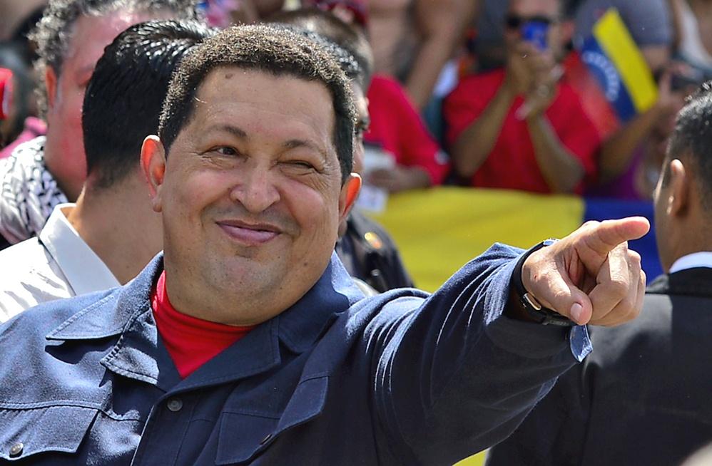 Уго Чавес умер