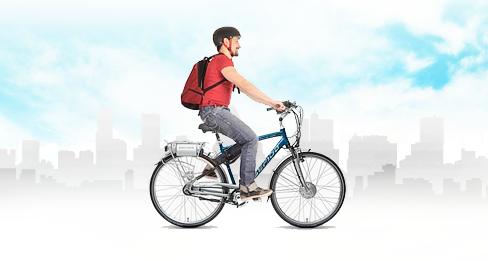 Электровелосипед - современный вид транспорта