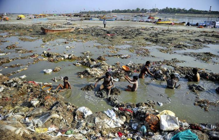 Индия после гуляний