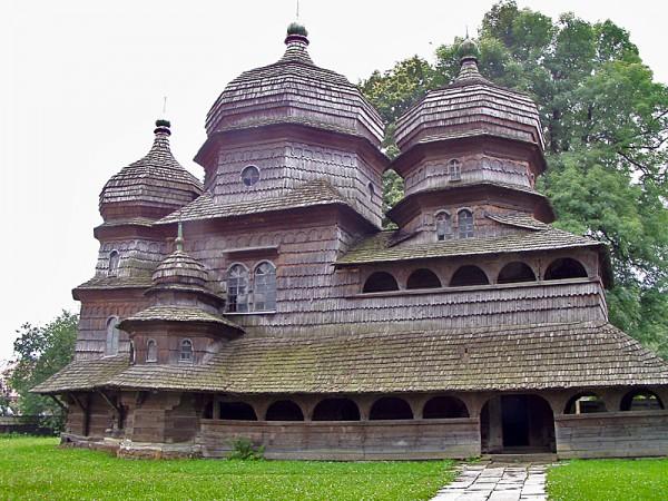 Церковь святого Георгия в Дрогобыче