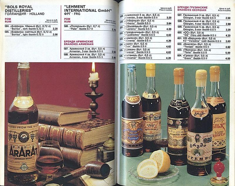 Прейскурант на продовольственные товары 1983-0035