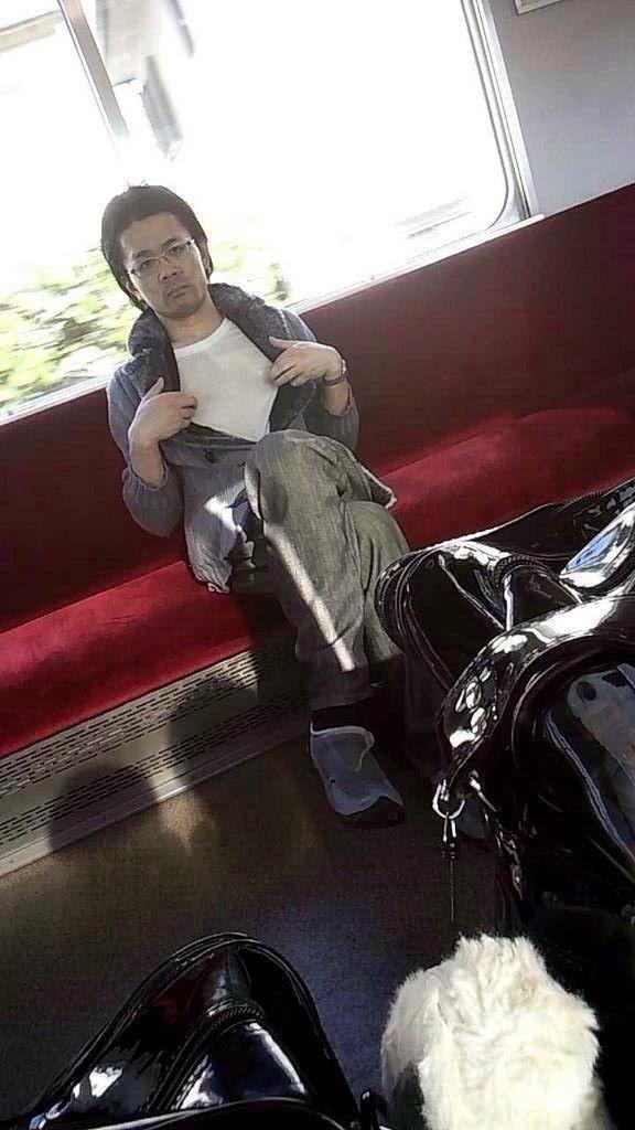 Загадочный гражданин в Японии или жертва цунами?!
