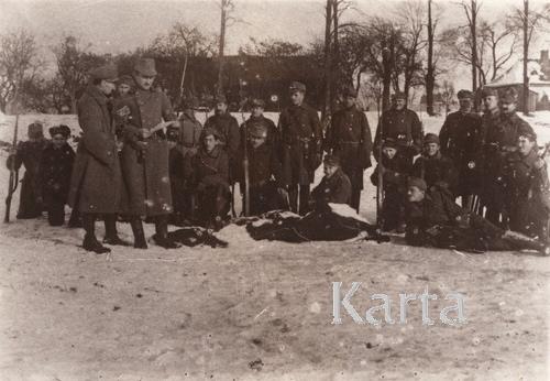 Оборонцы Львова, 1919 г.