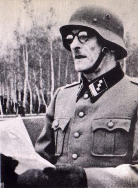 офицеры ваффен сс фото