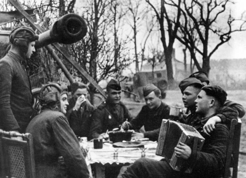День Победы 1945-го года