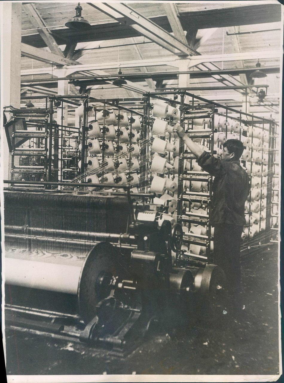 1931. Новые германские технологии в России