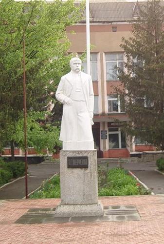 Памятник Шевченко в Одессе